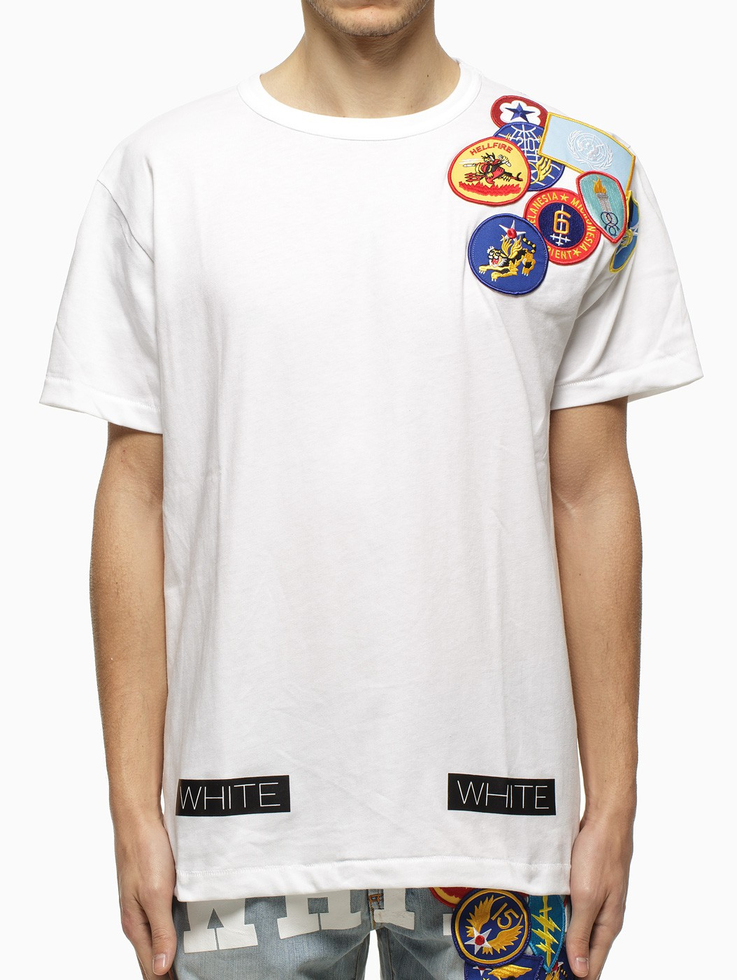 The Patches T-Shirt For Men