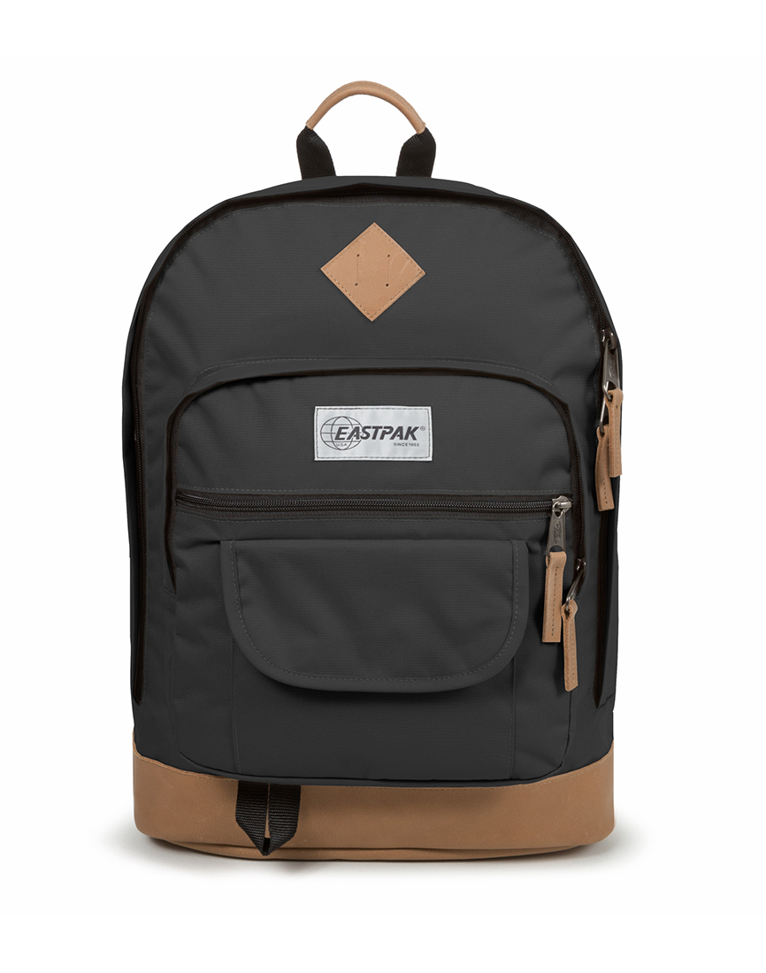 Eastpak Authentic Into The Out Sugarbush Backpack Black in Black ...