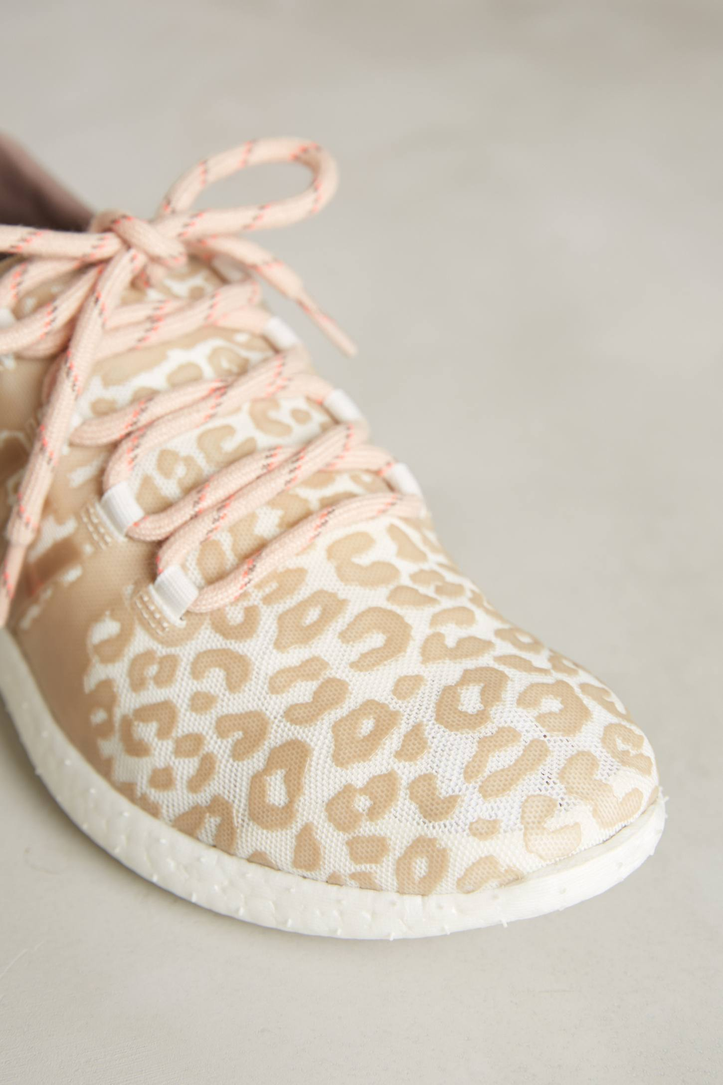 timeless design 5d44b 189cc adidas by stella mccartney leopard blush sneakers adidas by stella  mccartney leopard blush sneakers ...