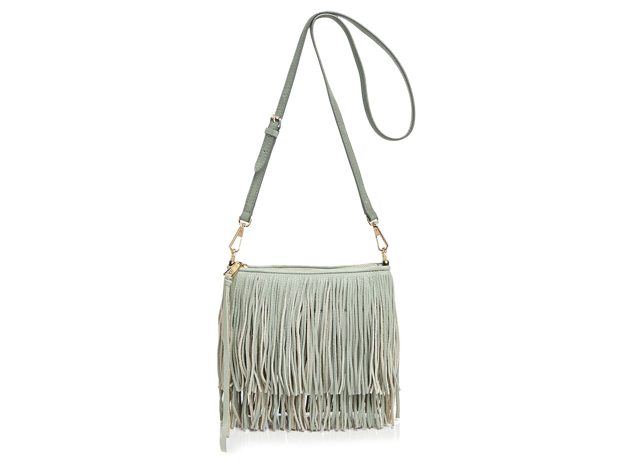 7752f7086 Gallery. Previously sold at: Bloomingdale's · Women's Fringed Bags