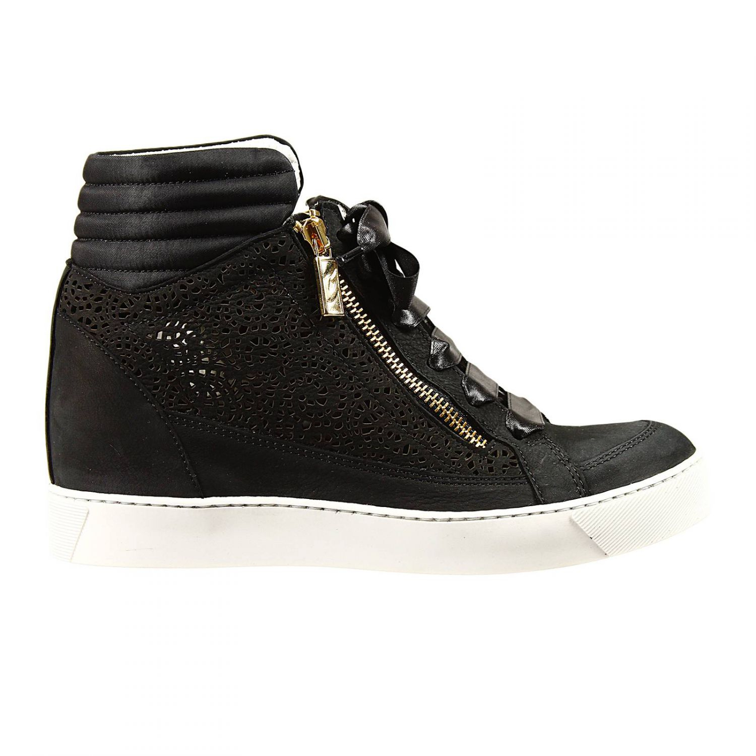 alberto guardiani sneakers shoes empire ankle boots wedge
