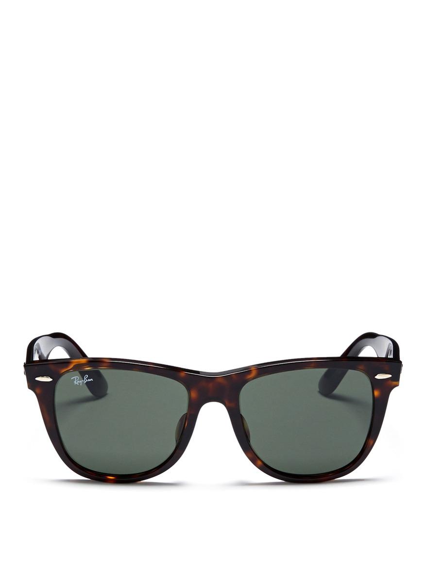 412d52d27d8 Cheetah Ray Ban Wayfarer Sunglasses – McAllister Technical Services