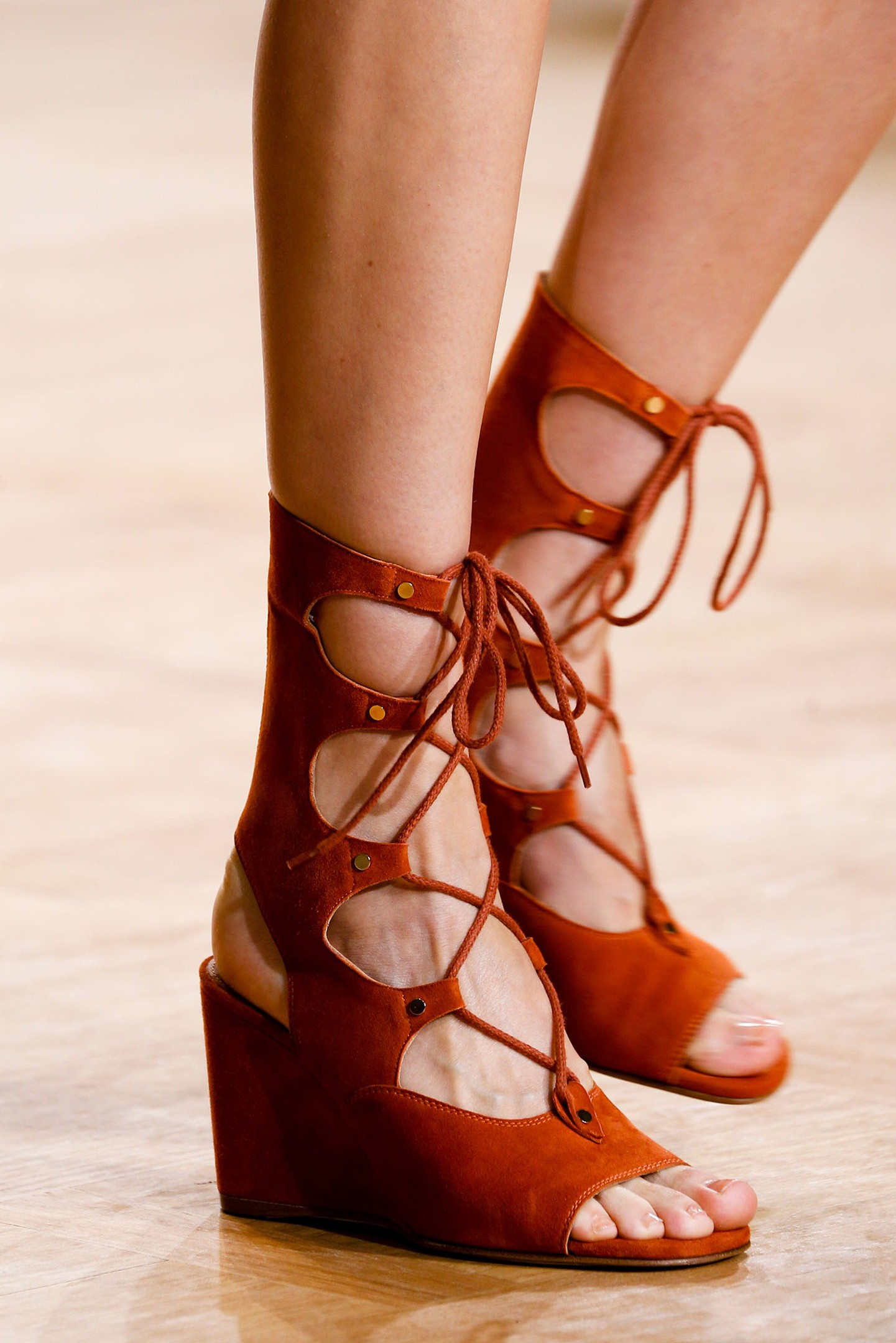 free shipping best store to get Chloé Suede Gladiator Sandals new online discount wholesale price 2p8oR8
