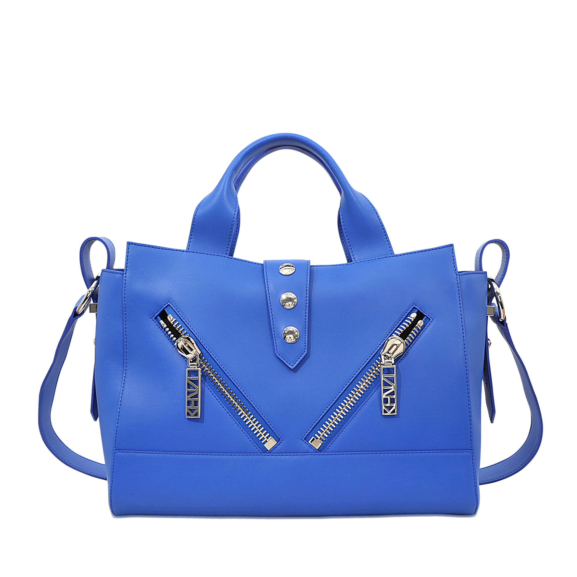 aa2c58ee53 KENZO Kalifornia Medium Tote Bag in Blue - Lyst