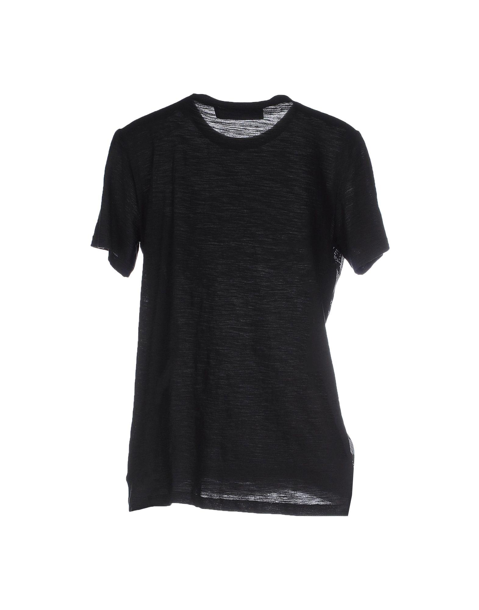 proenza schouler t shirt in black lyst