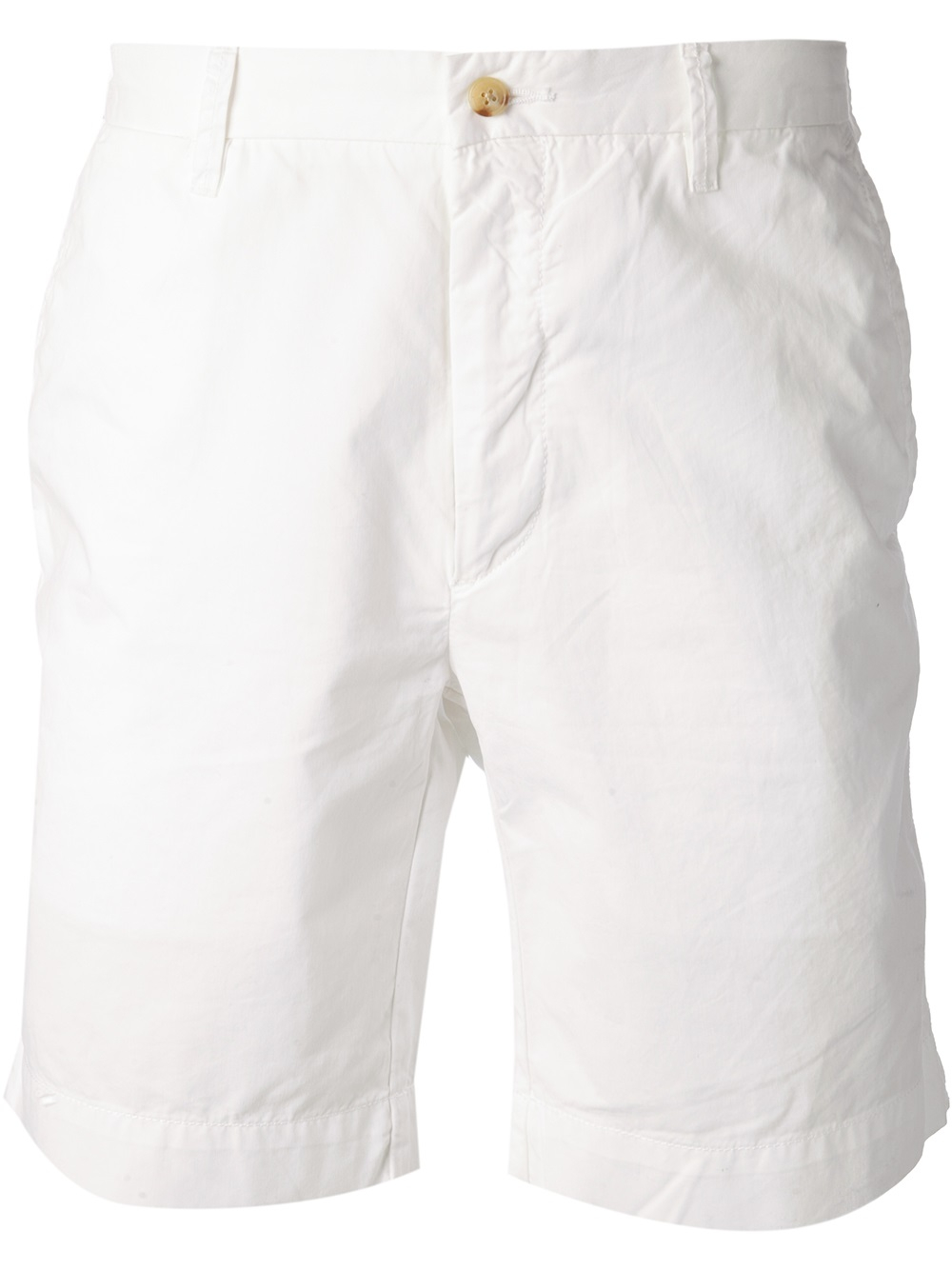 Lyst Polo Ralph Lauren Bermuda Shorts In White For Men