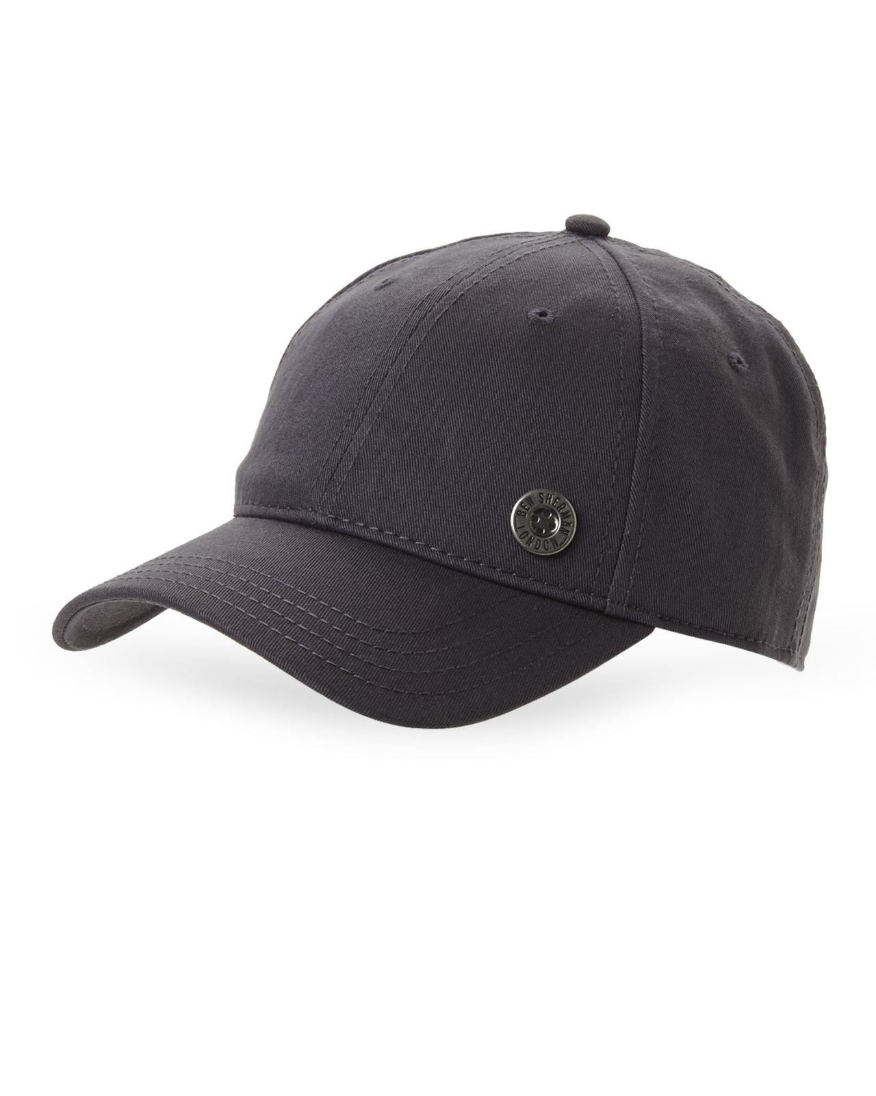 Lyst Ben Sherman Baseball Hat In Gray For Men