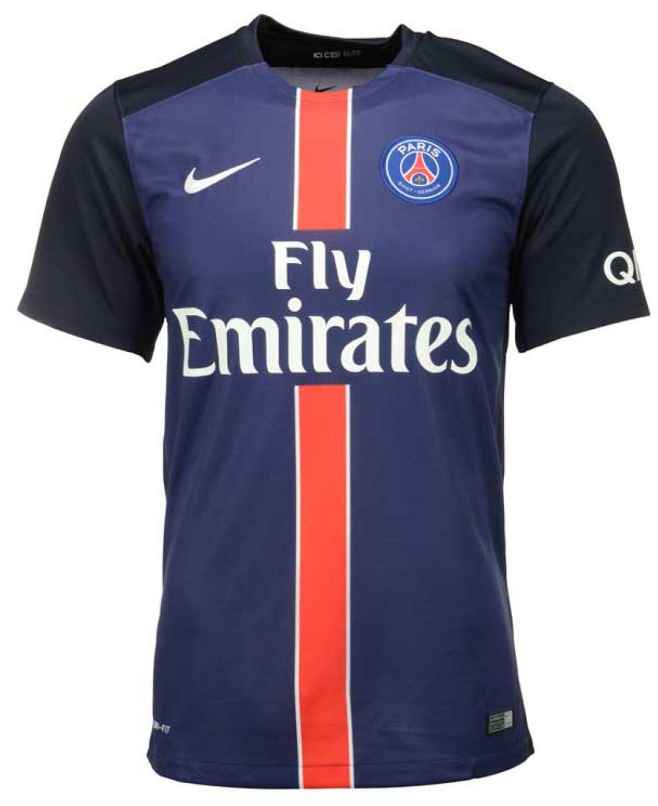 Lyst Nike Men S Paris Saint Germain Club Soccer Team