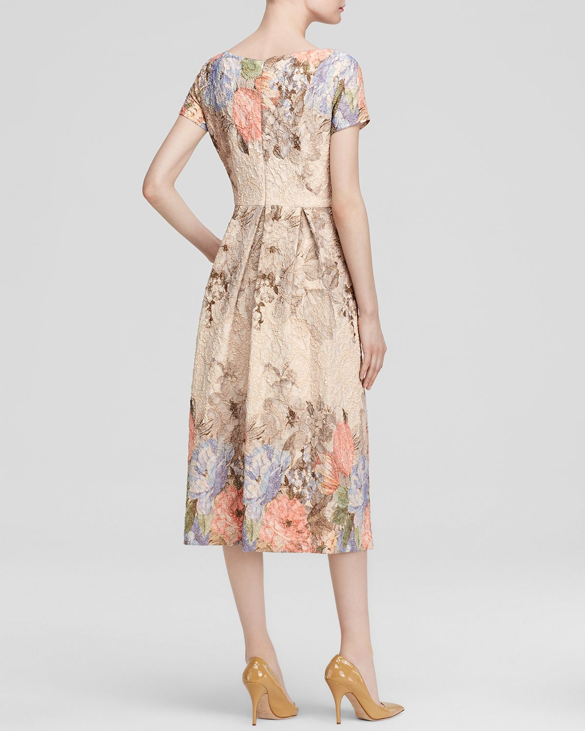 85d4ef17 Gallery. Previously sold at: Bloomingdale's · Women's Tea Dresses Women's  Adrianna Papell Floral Dress
