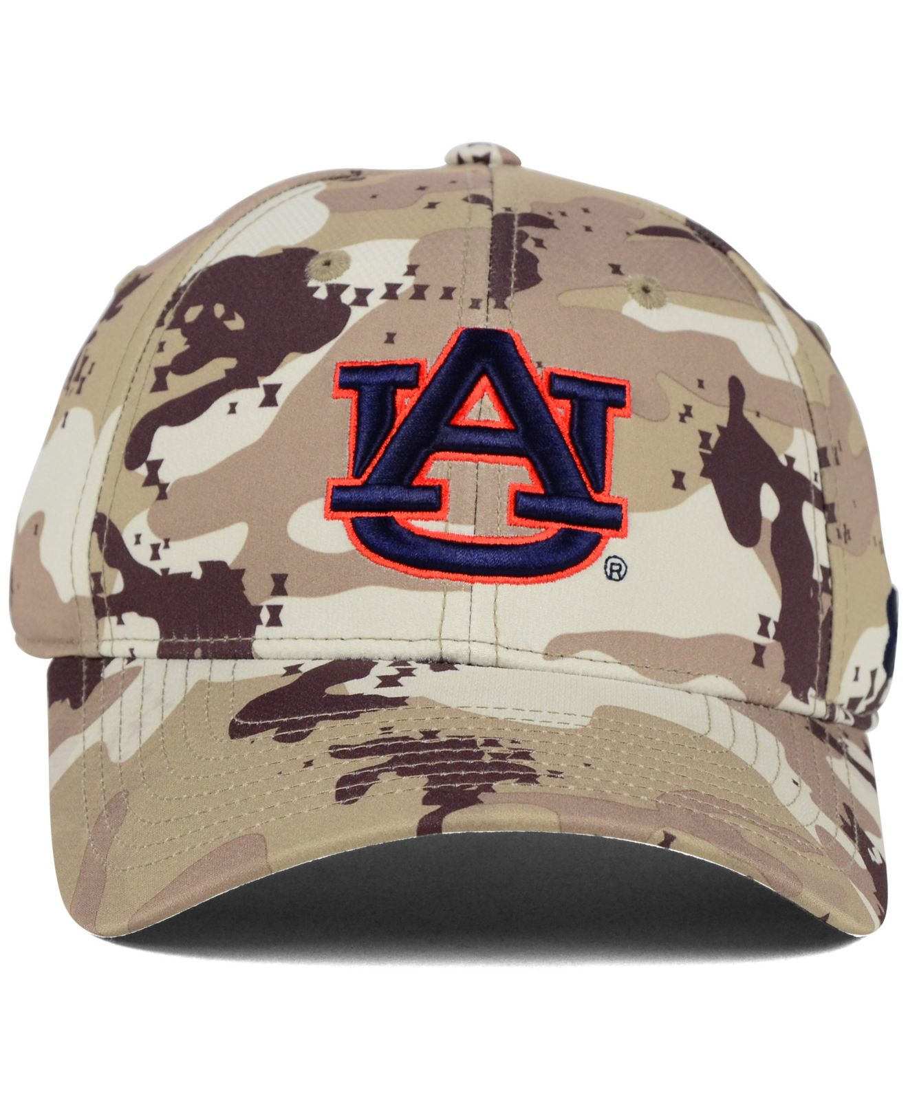 Lyst Under Armour Auburn Tigers Camo Stretch Cap In