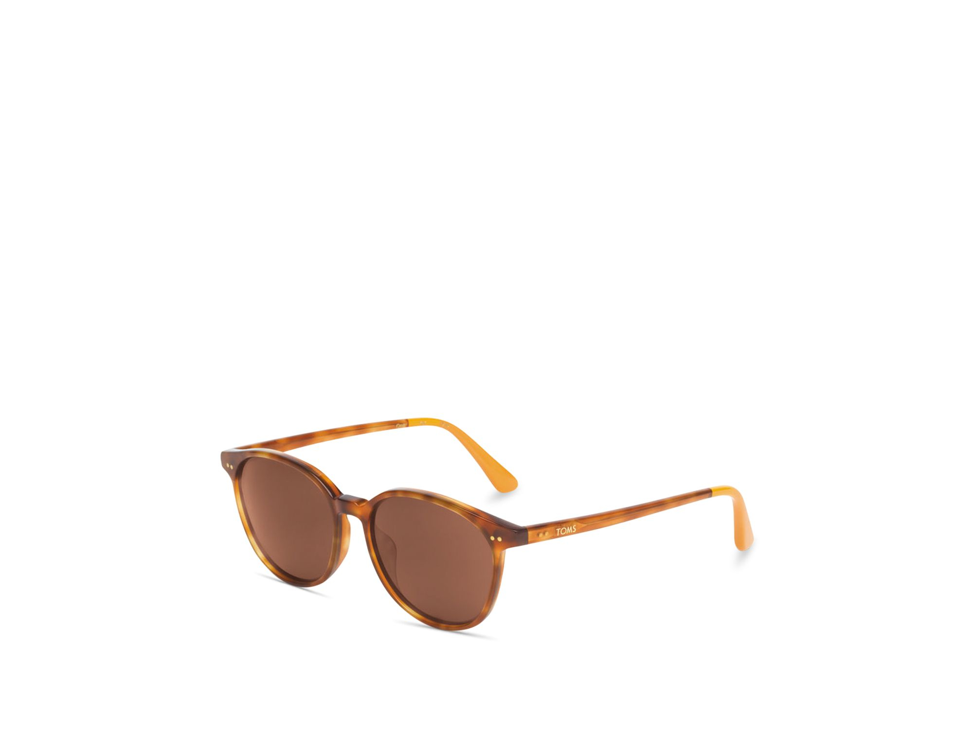 Toms Bellini Honeyto Sunglasses in Yellow | Lyst