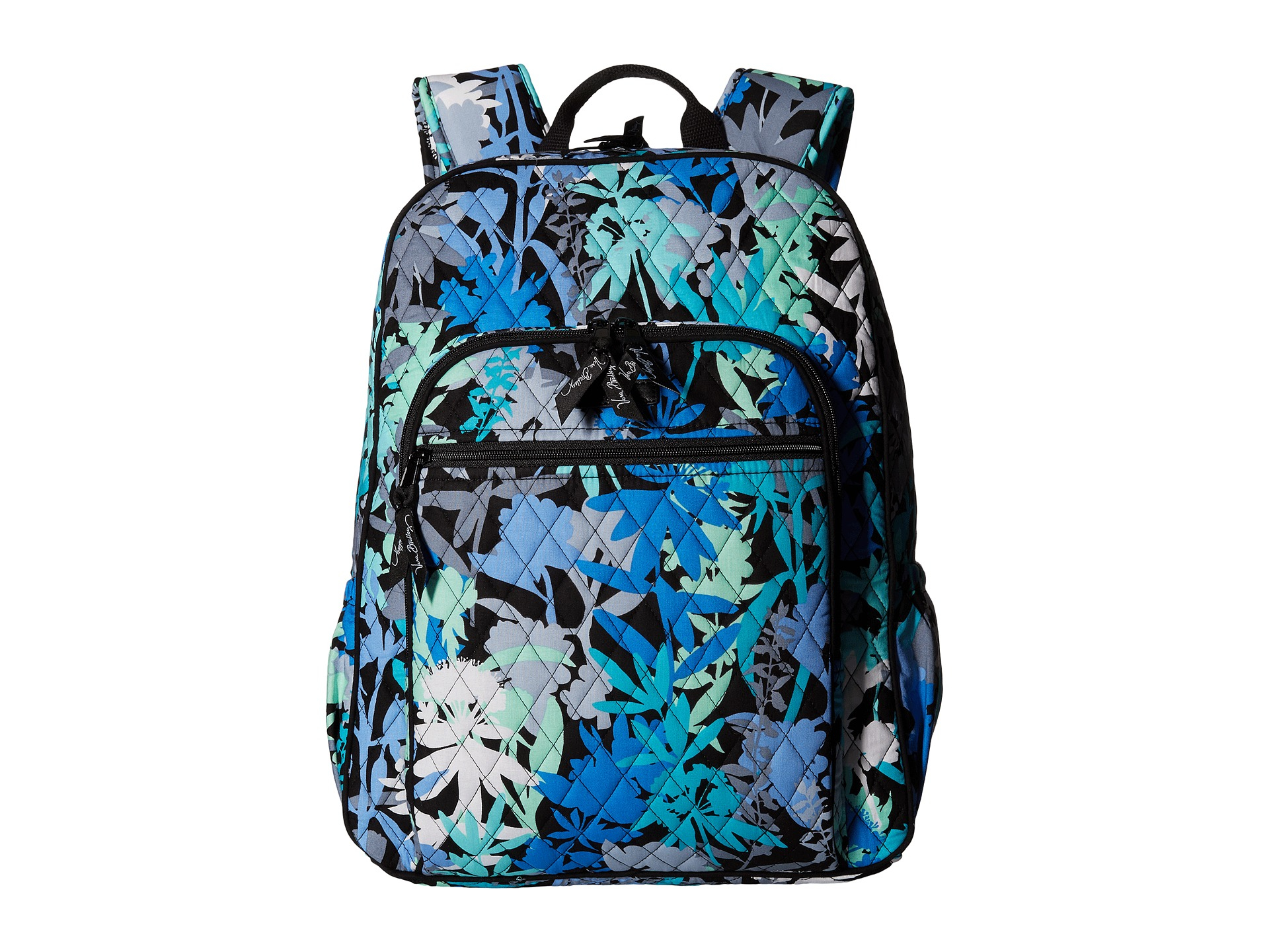 6821c52445dc Lyst - Vera Bradley Campus Backpack in Blue