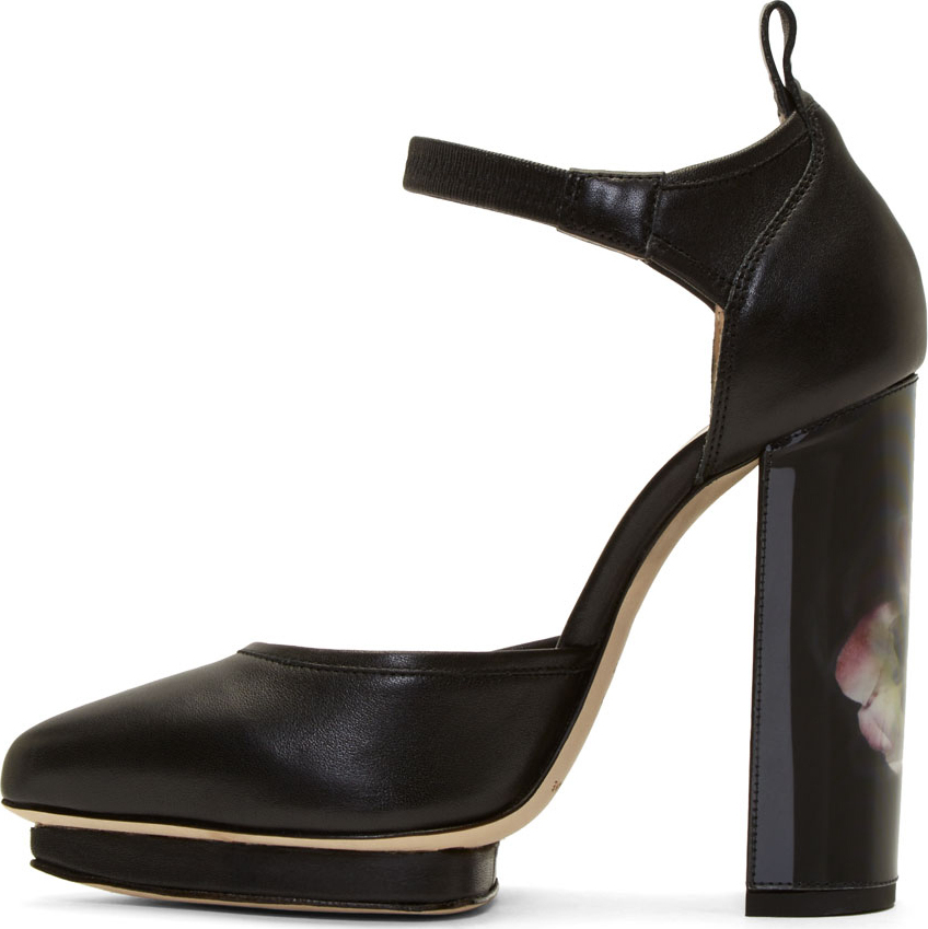 Christopher Kane Leather Heels i7YCPR3h