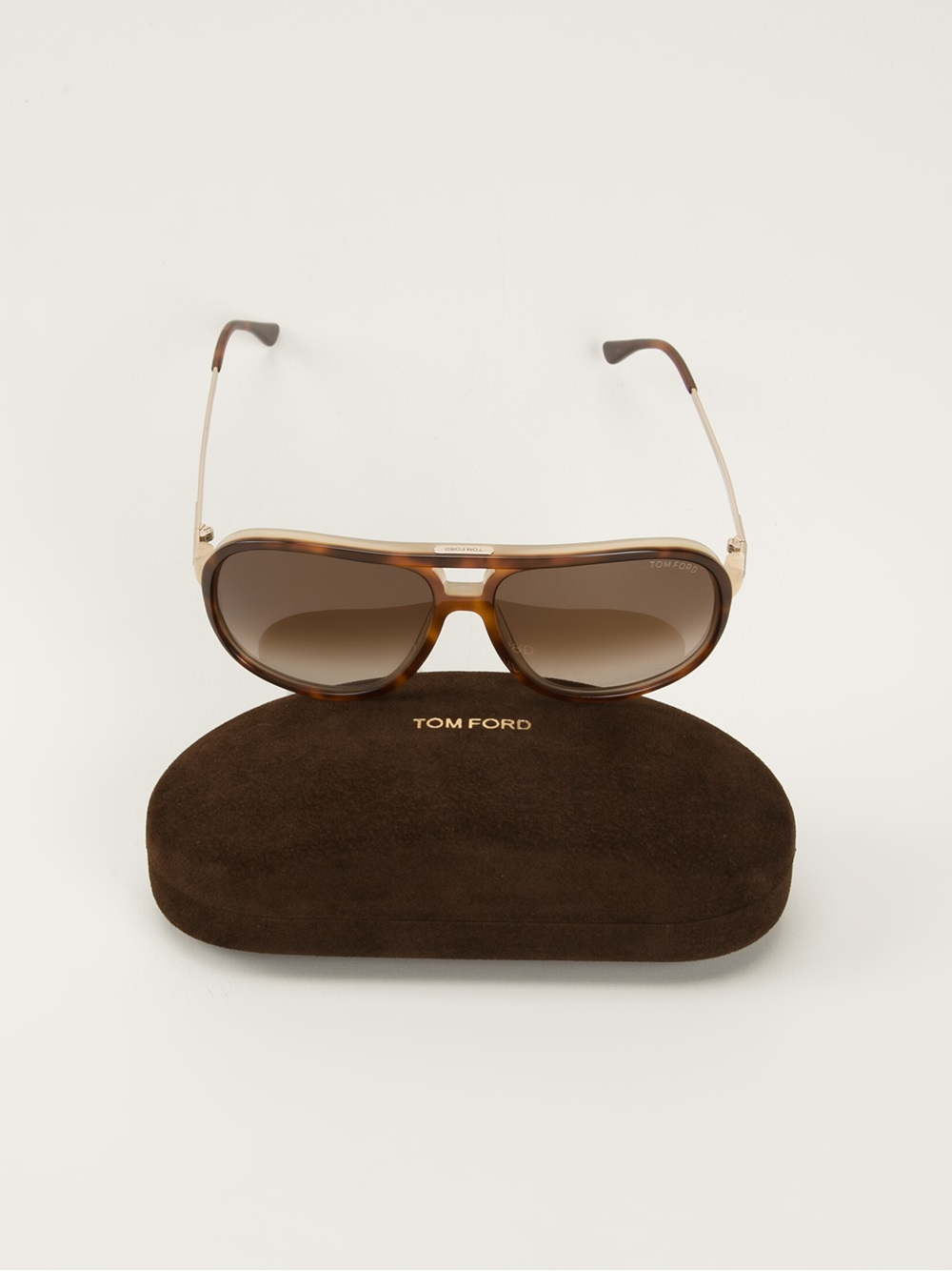 2b5957dc769 Tom Ford Mens Sunglasses Brown