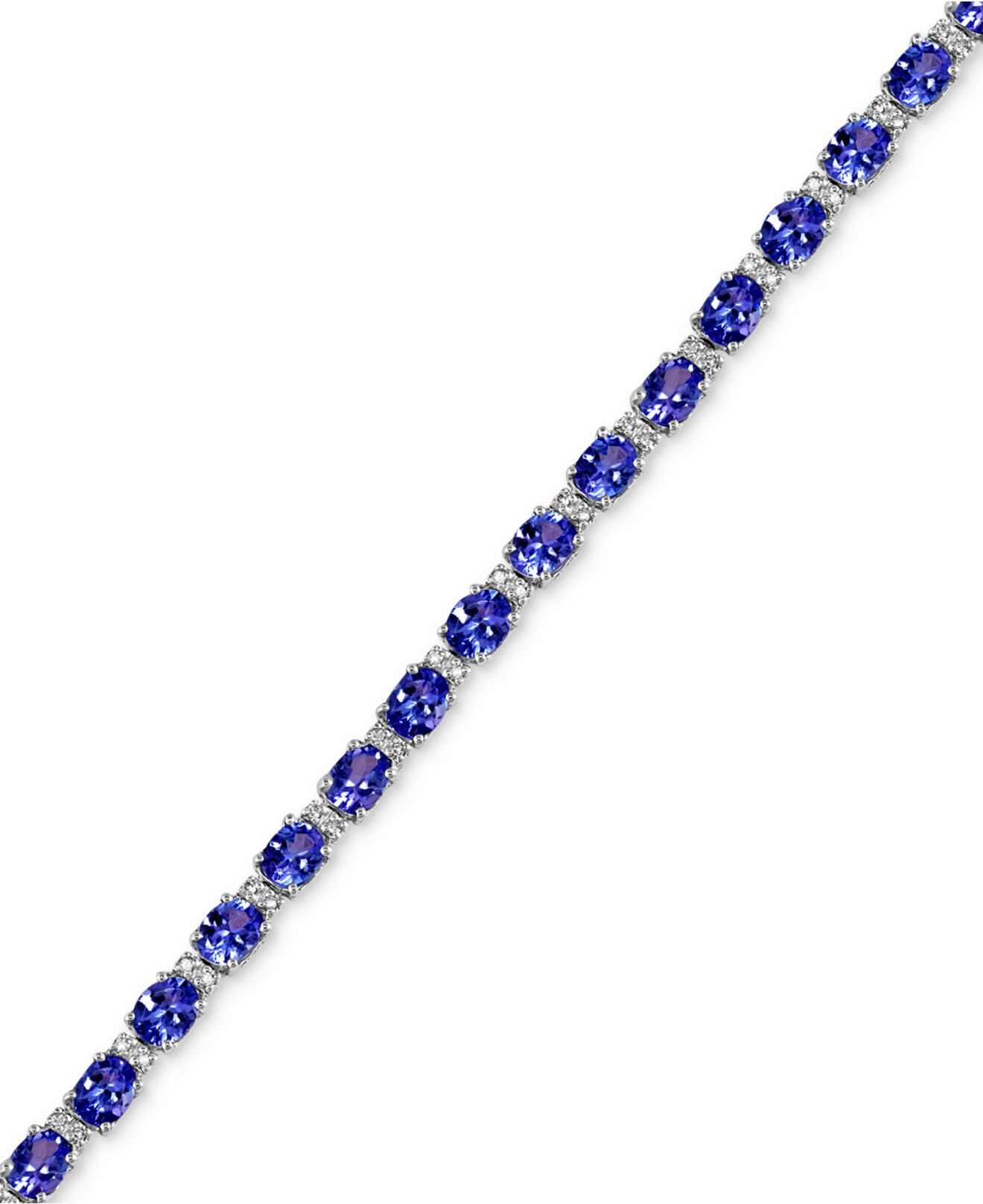 Effy Collection Effy Tanzanite 8 7 8 Ct T W And