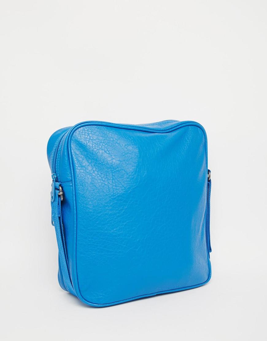 4570b02208 Lyst - adidas Originals Sir Shoulder Bag in Blue for Men