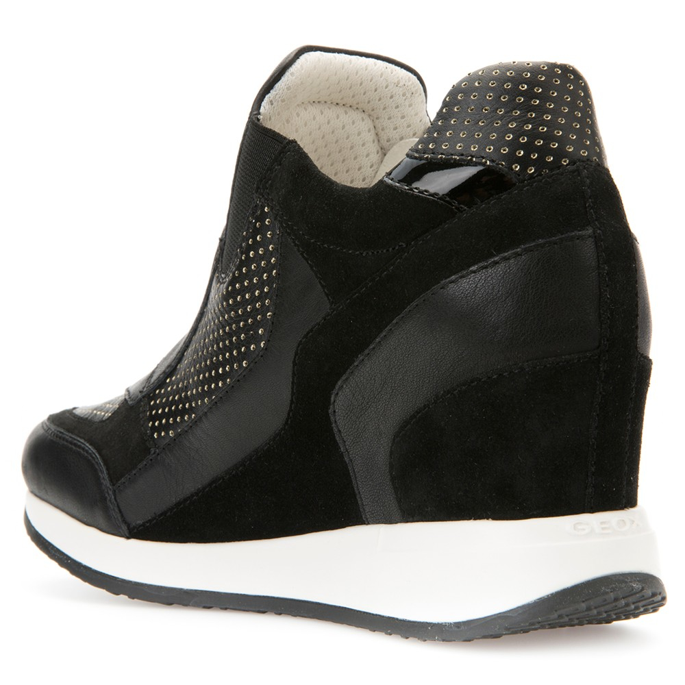 Wedge Heel Trainers