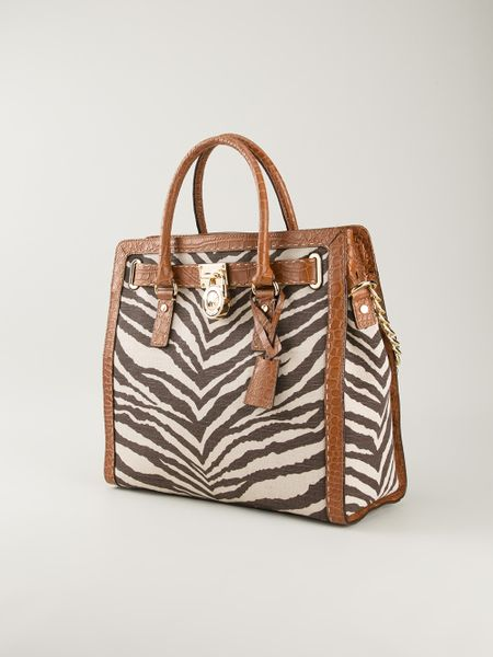 Michael Kors Zebra Bag Shoulder 83