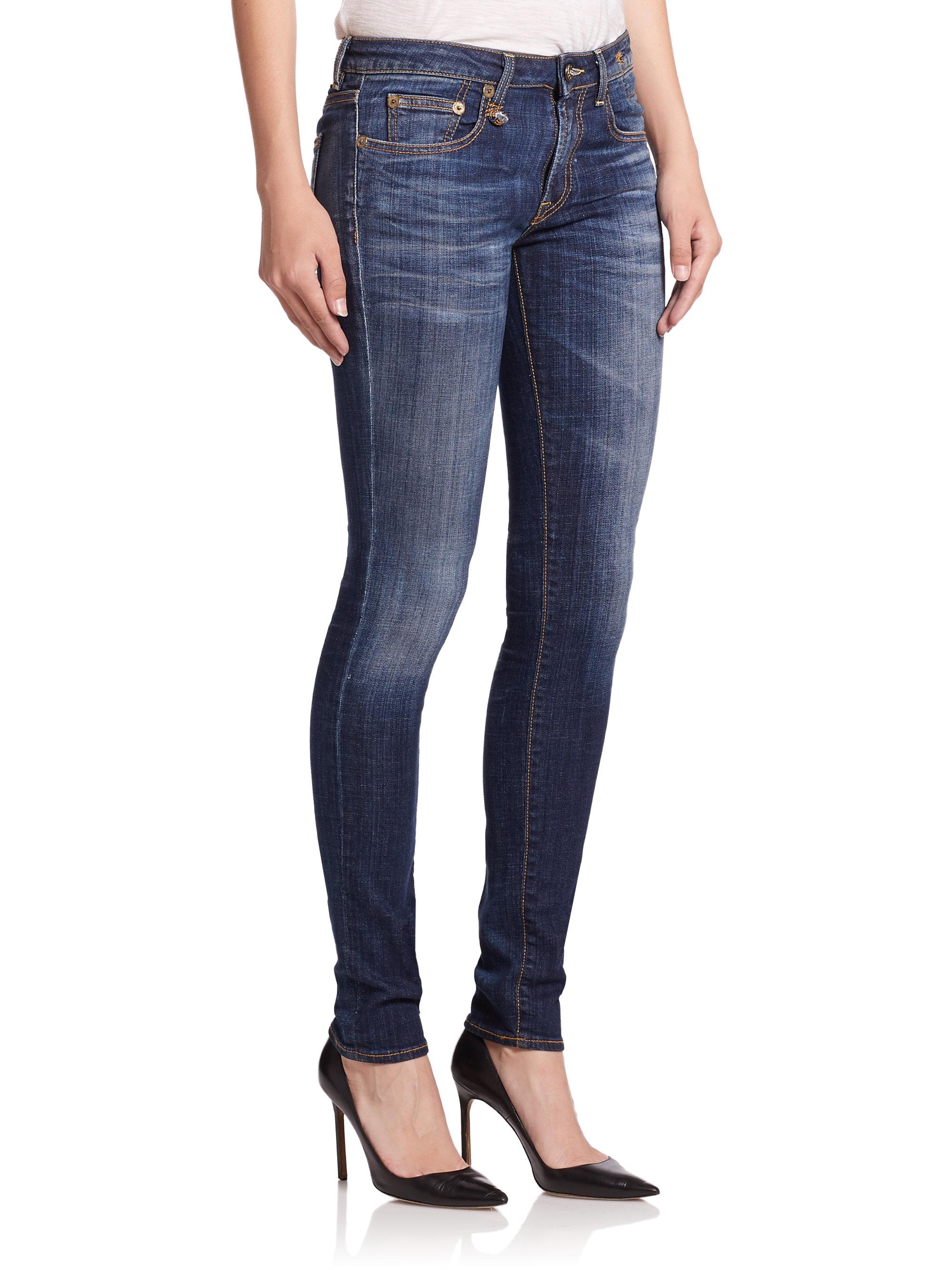 Womens Alison Skinny Jeans R13 vxo93