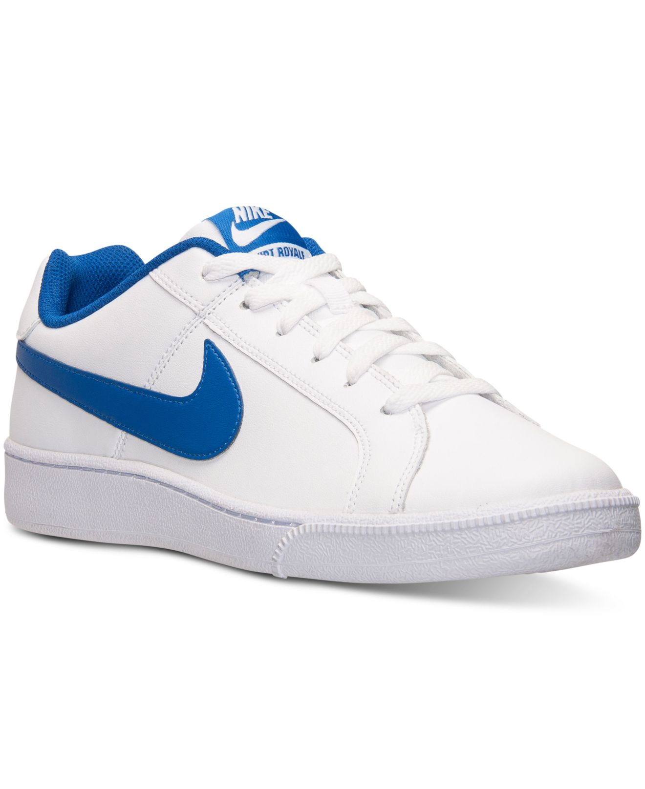 3c5f9032d4b3 Lyst - Nike Men s Court Royale Casual Sneakers From Finish Line in ...