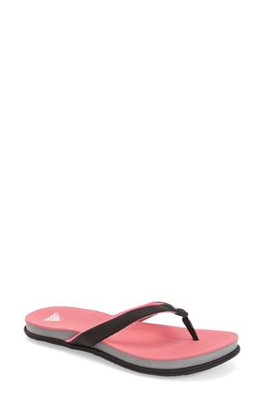 9208a98760e5b0 Lyst - adidas Originals Supercloud Plus Water-Resistant Flip-Flops ...