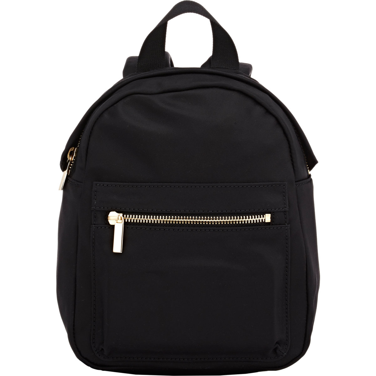 barneys new york grace mini backpack black in black lyst. Black Bedroom Furniture Sets. Home Design Ideas
