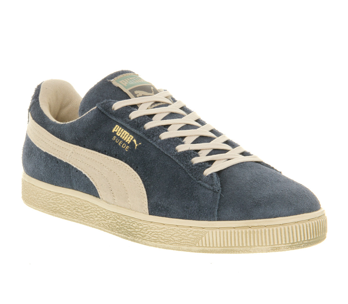 Lyst Puma Suede Classic Denim White Vintage In Blue For Men