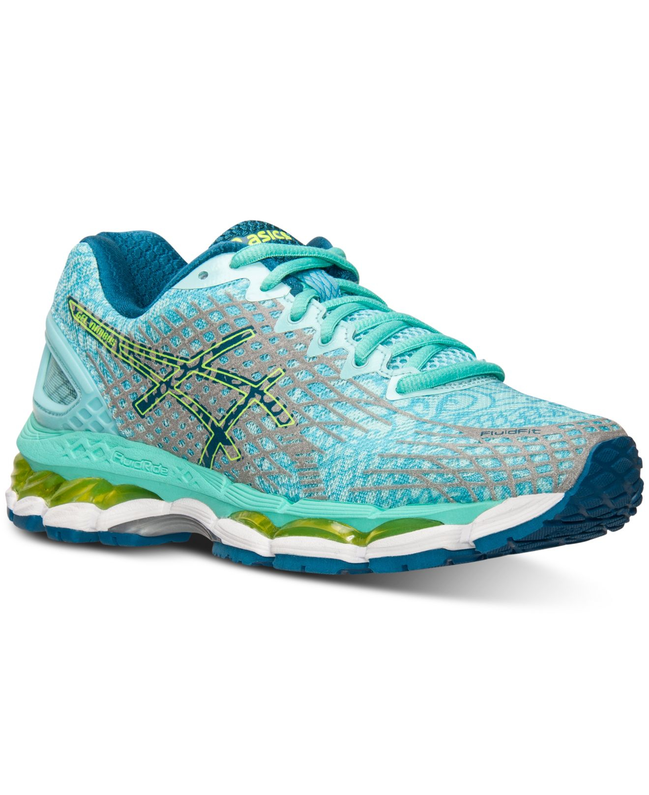 b7c788dadcc Lyst - Asics Women s Gel-nimbus 17 Lite Show Running Sneakers From ...