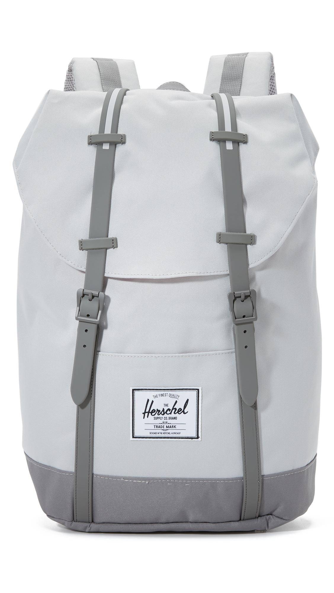 4f1d2599787 Herschel Retreat Backpack All Black- Fenix Toulouse Handball