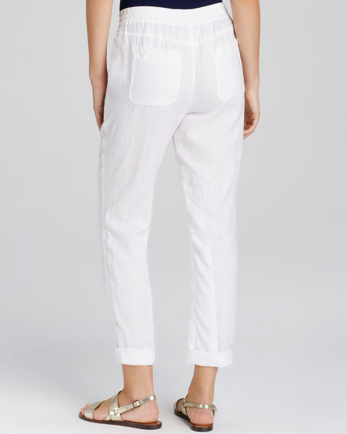 Jun 11, · But trust me: linen pants are a great item of clothing to wear in the summer. Unlike jeans, leggings, or trousers, linen pants are loose and light, made from breezy fabric that might actually help keep you cool instead of trapping heat in.