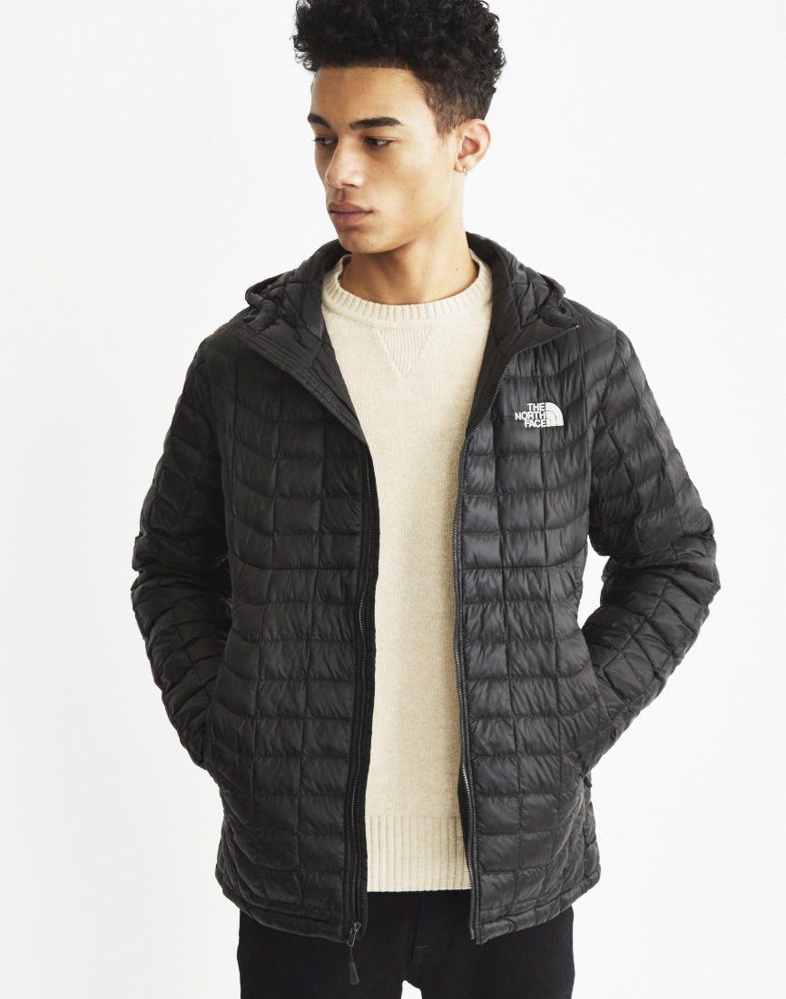 d405c3298f48 Lyst - The North Face Thermoball Hoodie in Black for Men