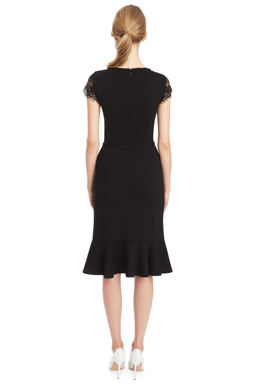 Erin Fetherston Clara Dress In Black Lyst