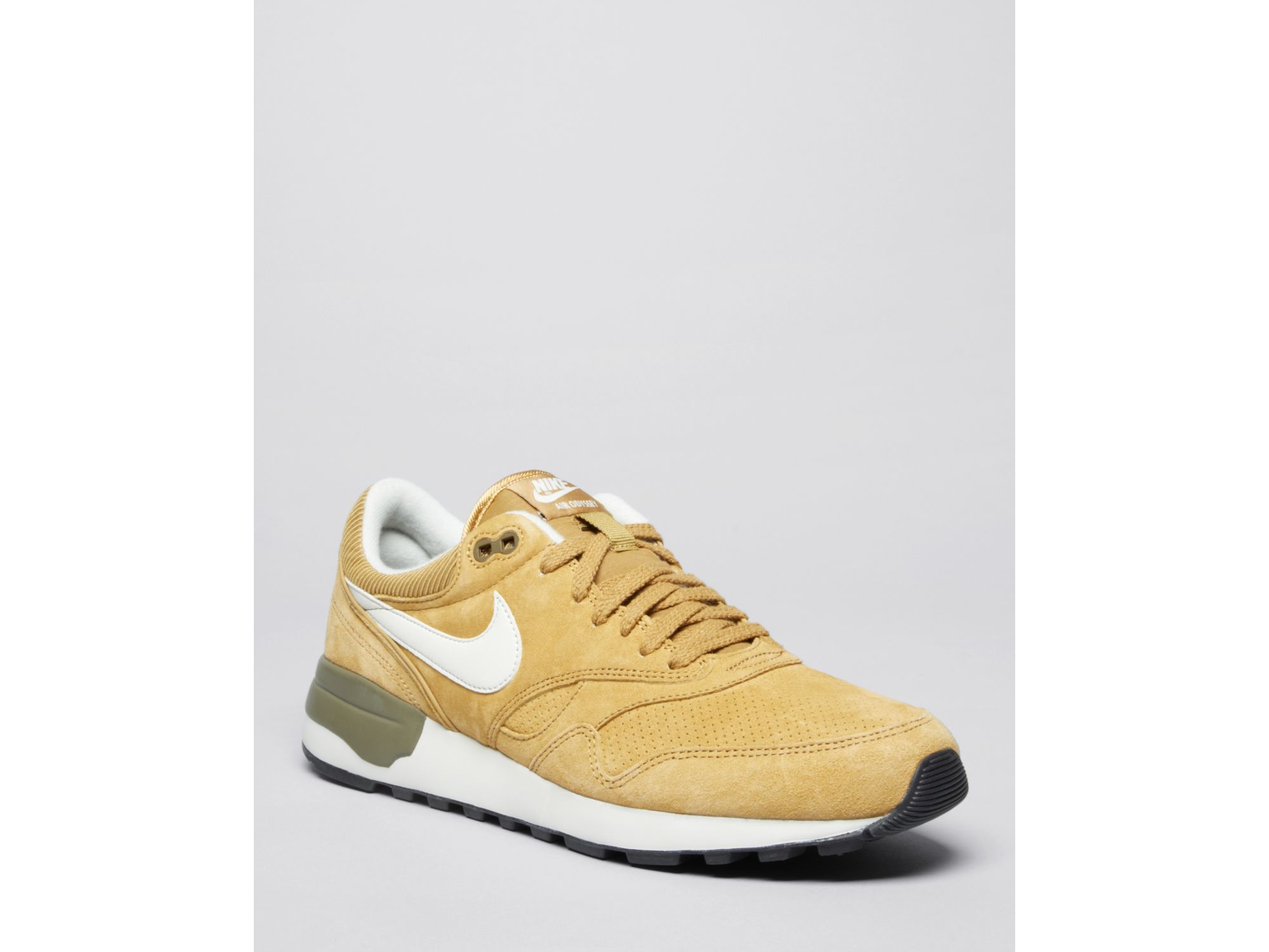 best website b38d4 20e7e Lyst - Nike Air Odyssey Leather Sneakers in Yellow for Men