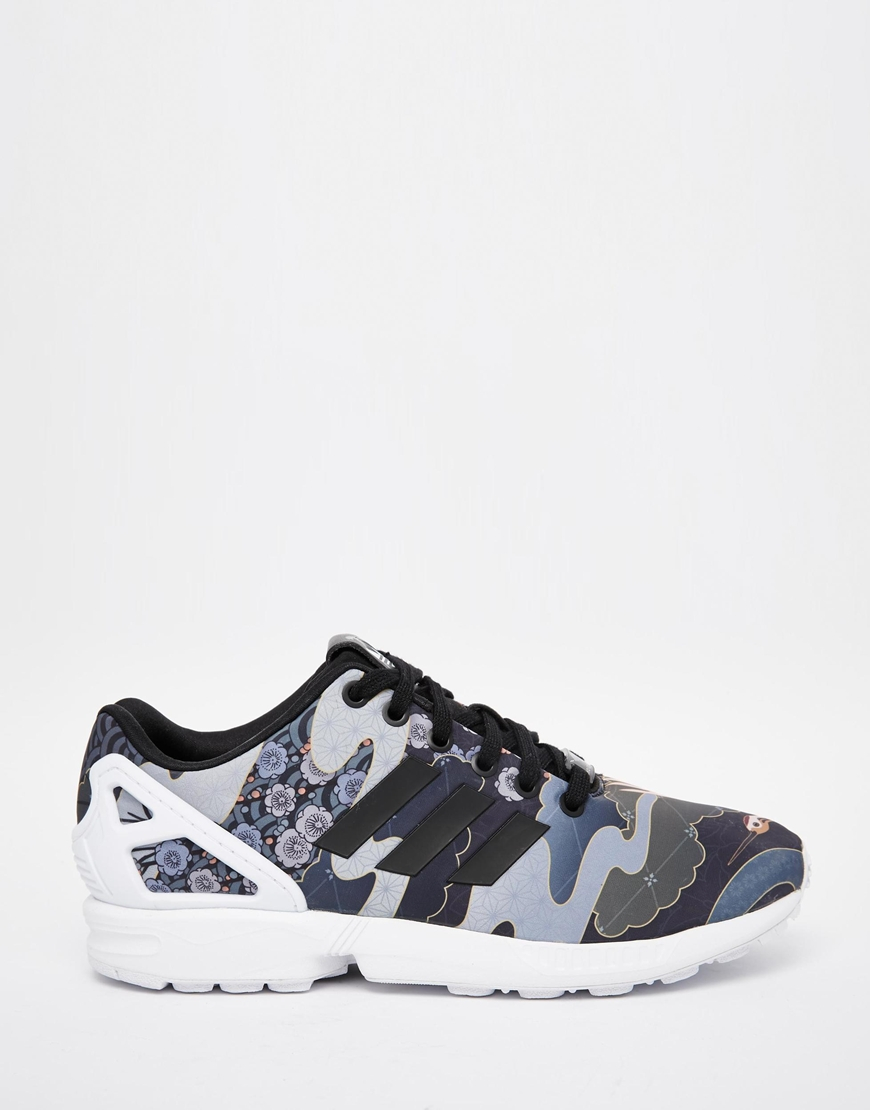 adidas originals zx flux multi colour print wroc awski informator internetowy wroc aw. Black Bedroom Furniture Sets. Home Design Ideas