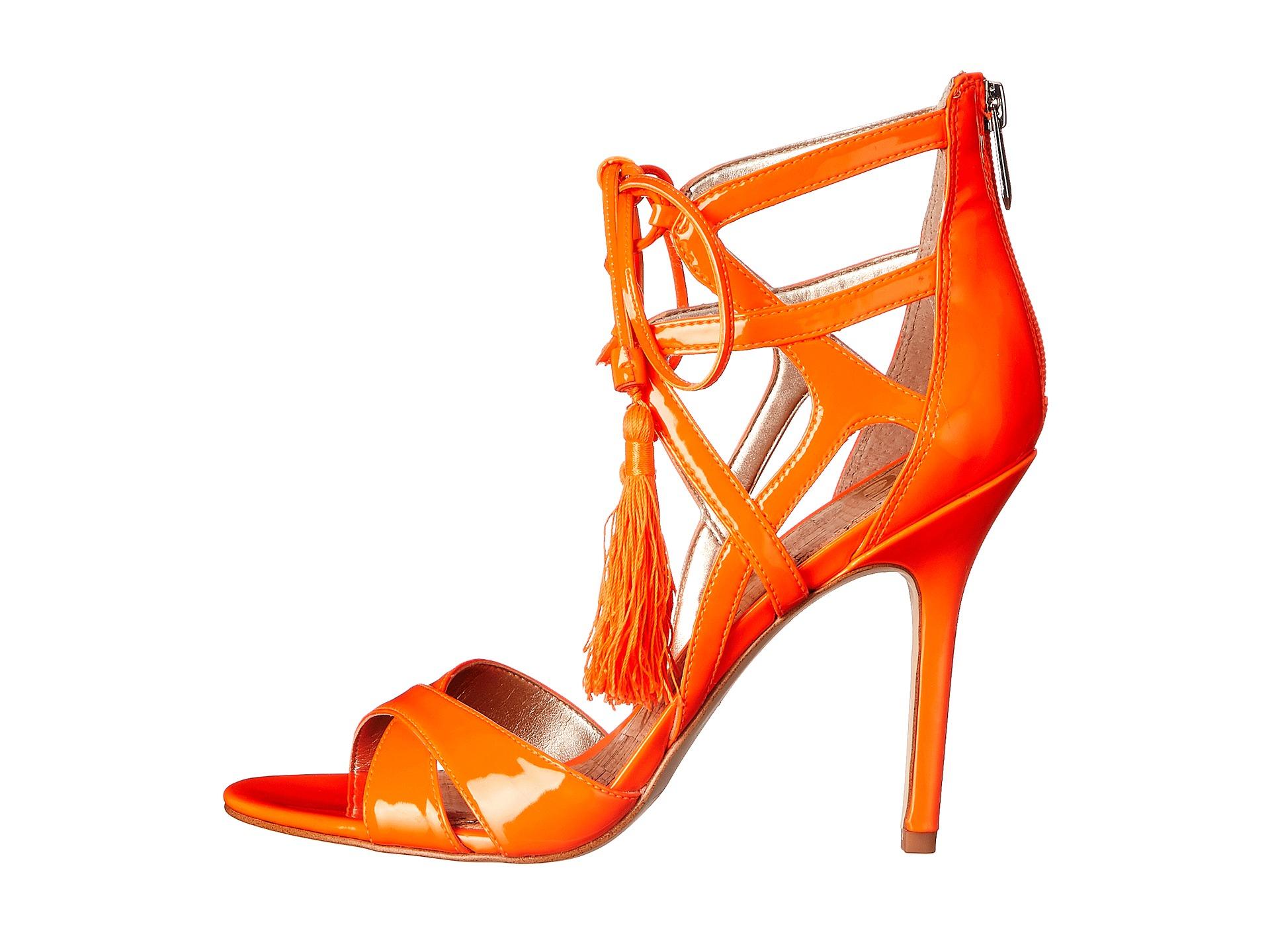 f5da7912a518 Lyst - Sam Edelman Azela in Orange