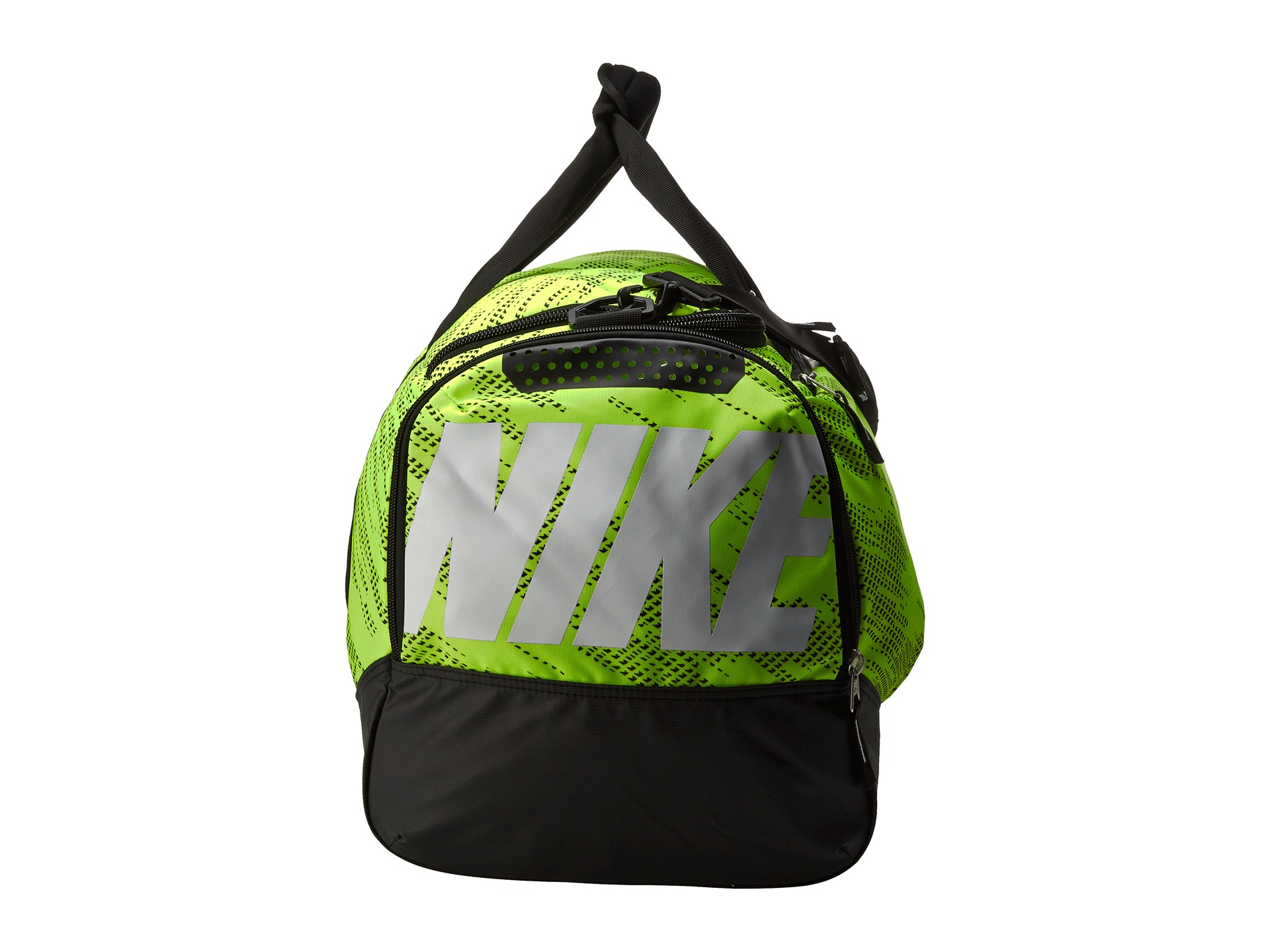 d5b9c514c5 Lyst - Nike Team Training Max Air Medium Duffel Graphic in Green for Men