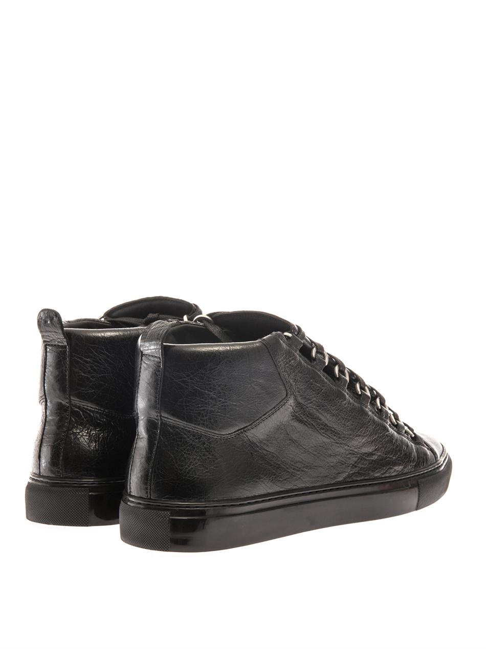 Balenciaga Shoes Men Arena
