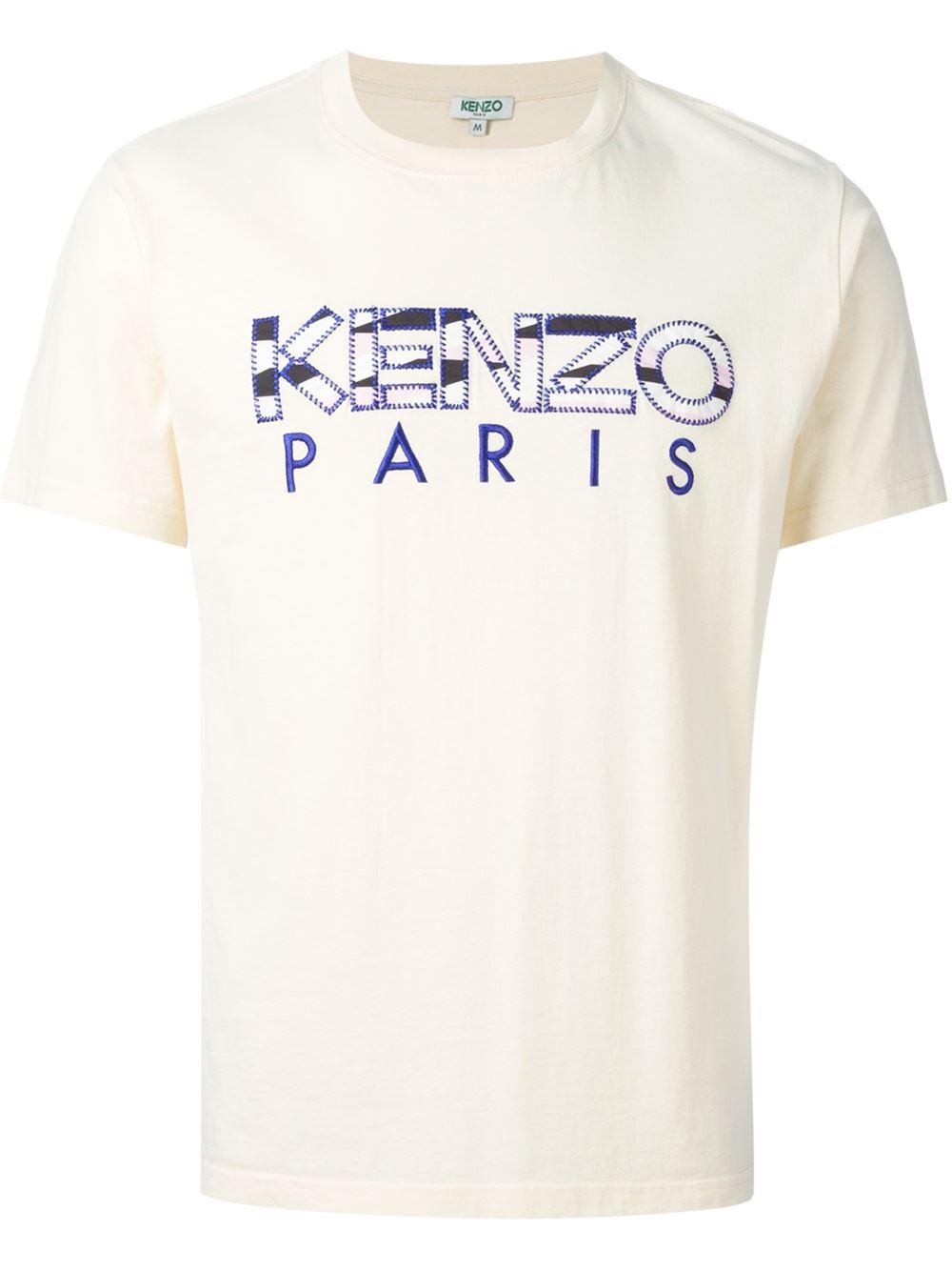 For In Kenzo T Yellow Men Shirt Paris' ' Lyst uOPXiTZk