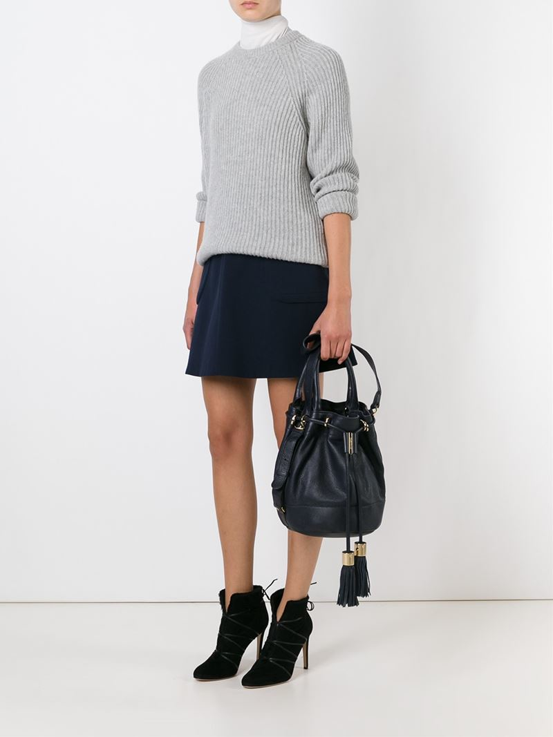 Gallery Previously Sold At Farfetch Women S Bucket Bags See By Chloe