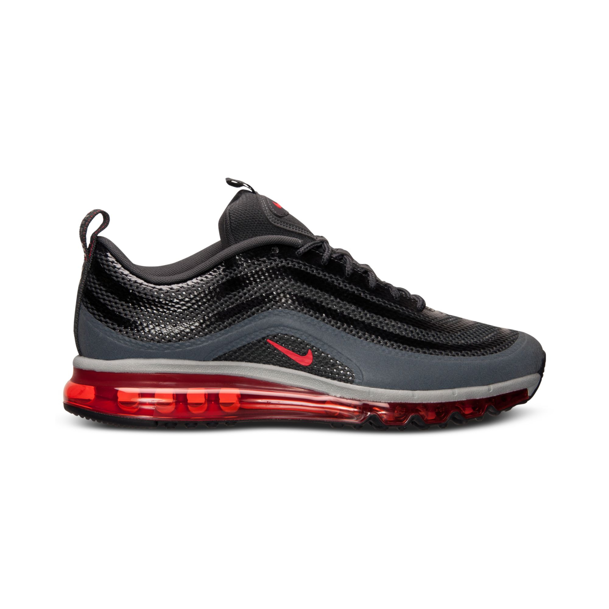 065f0ddf3fe Lyst - Nike Air Max 97 Running Sneakers in Red for Men
