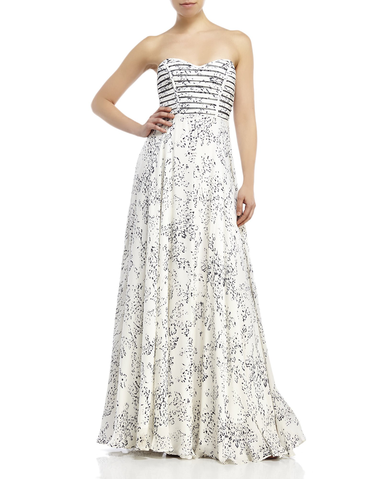 Parker Strapless Maxi Dress