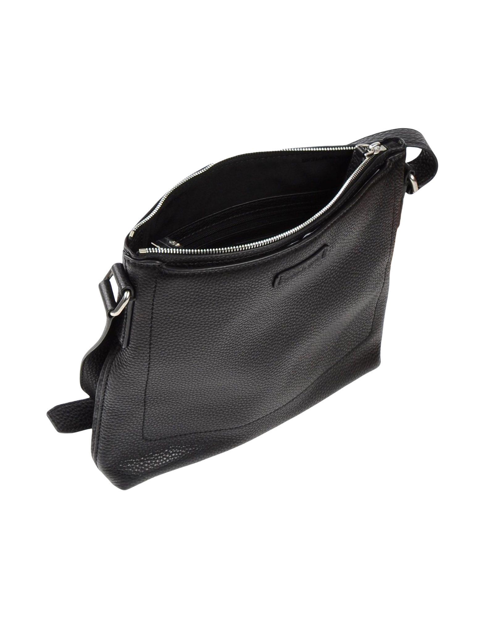 3bb437d61973 Michael Kors Cross-body Bag in Black for Men - Lyst