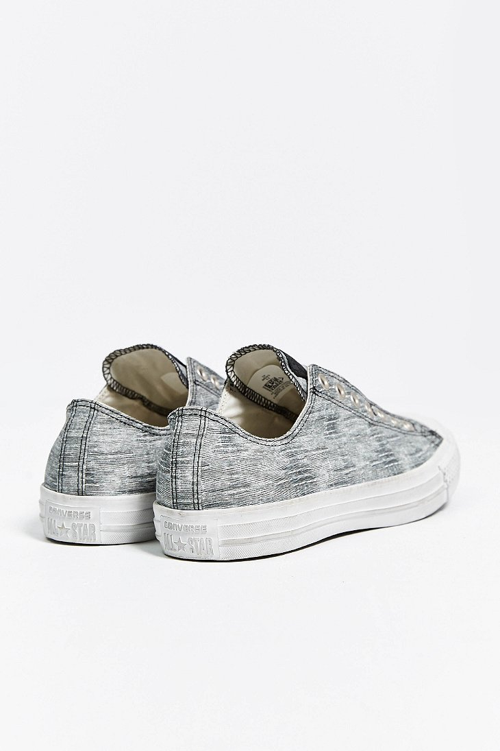 c777ca6cb90e16 Lyst - Converse Chuck Taylor All Star Frayless Slip-on Sneaker in ...