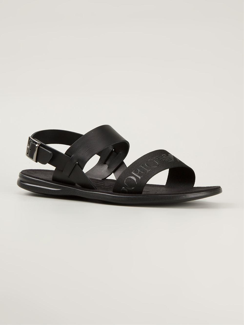 Armani Leather Shoes Men S