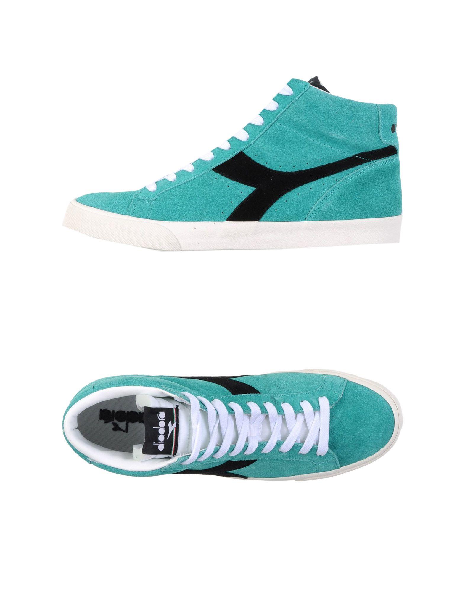 Diadora-tops Et Hauts Chaussures De Sport N9wmV