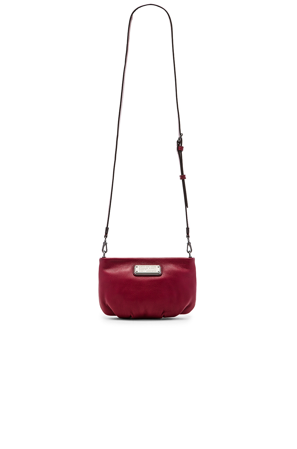 6fc6f7e23596 Lyst - Marc By Marc Jacobs New Q Percy Crossbody in Red