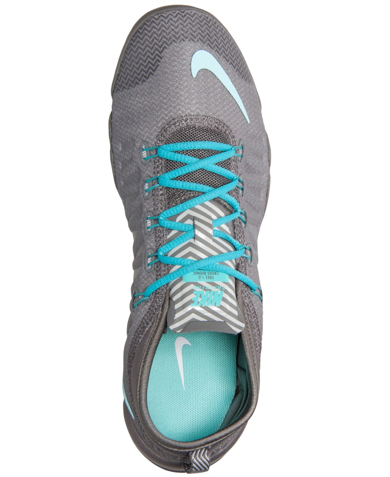 nike women 39 s free 1 0 cross bionic training sneakers from. Black Bedroom Furniture Sets. Home Design Ideas