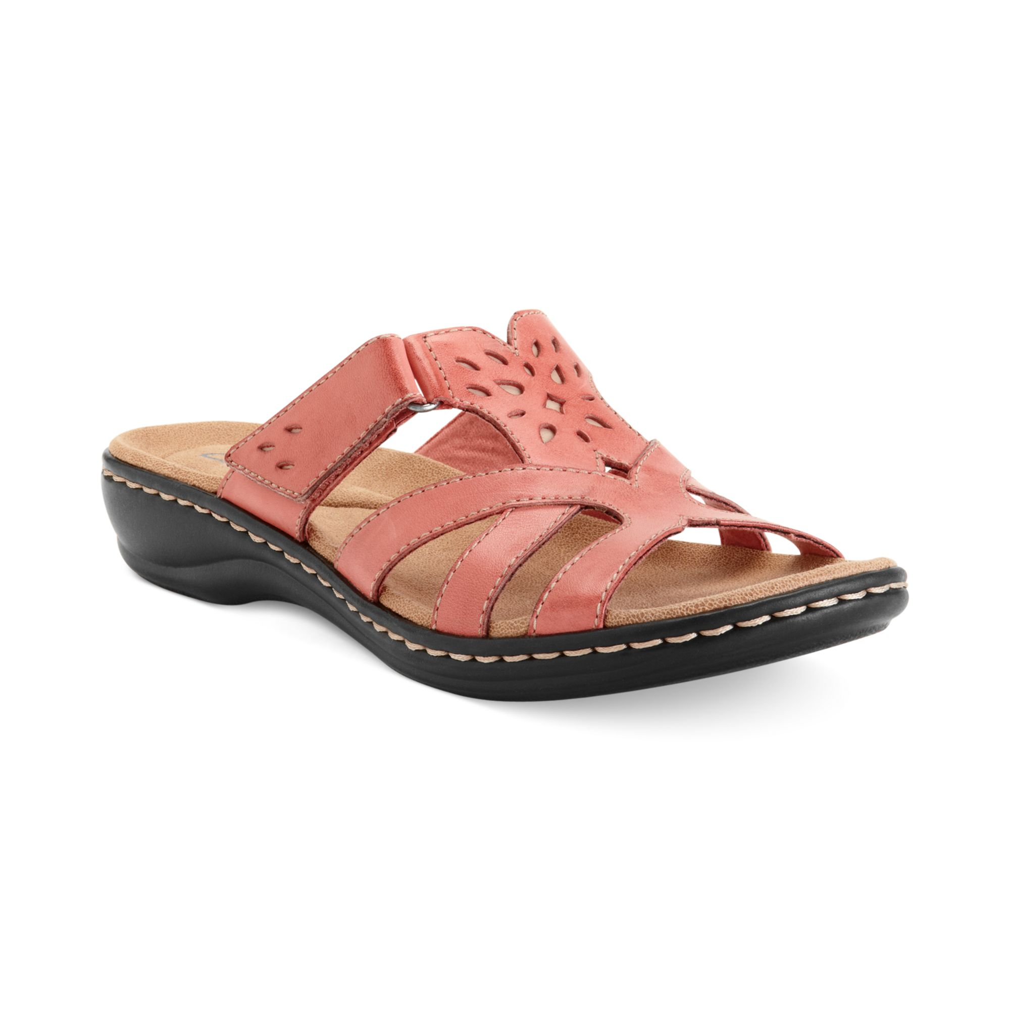 Brilliant Clarks Womens Shoes Lexi Jasmine Sandals In Brown Mink  Lyst