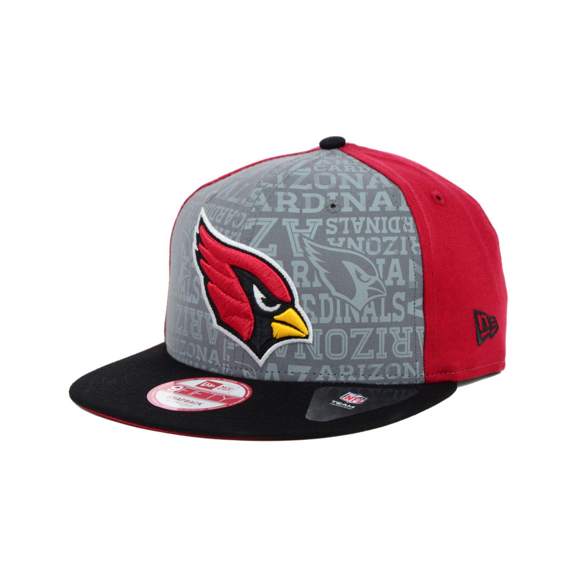 3baa6c30f2b ... czech lyst ktz kids arizona cardinals nfl draft 9fifty snapback cap in  1ecf7 77c70
