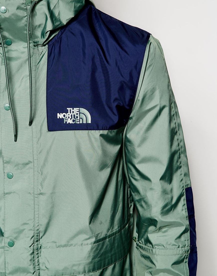 67f1a129c sweden north face 1985 mountain jacket green 4e9c2 f1360